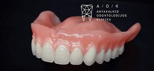 dantų plokštelė